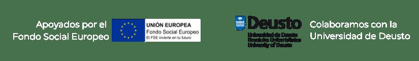 Fondo Social Europeo y Universidad de Deusto